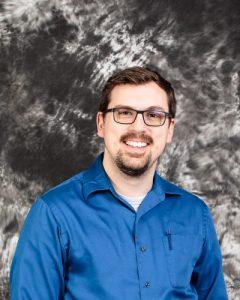 Headshot portrait of Matthew Lee
