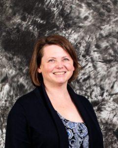 Headshot portrait of Amy Myers