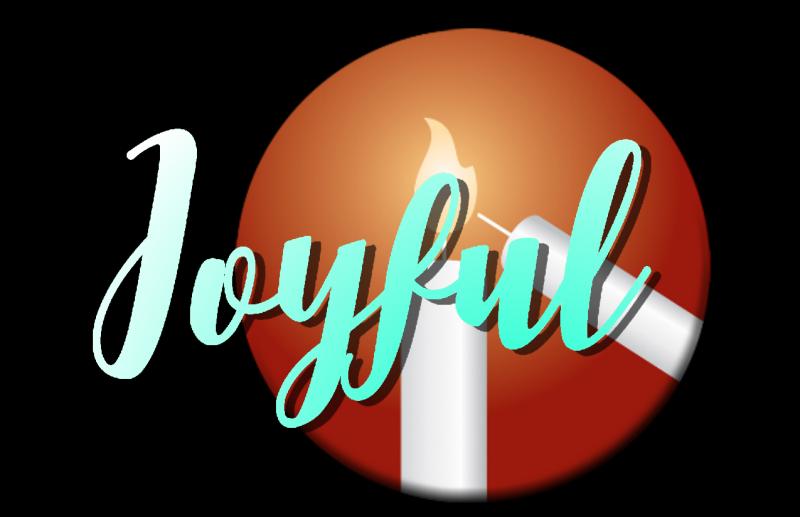 Logo for JOYFUL ministry